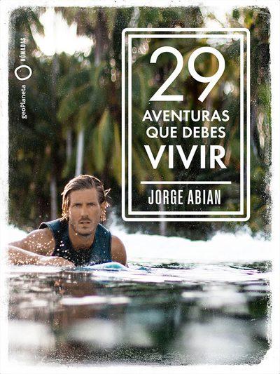 Libro '29 aventuras que debes vivir'