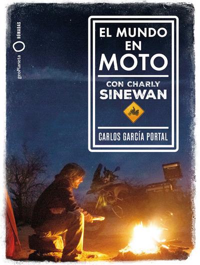 Libro sobre viajar en moto para este verano