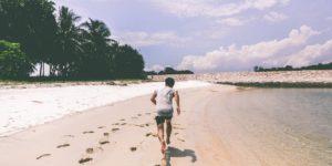 Los deportistas y el cuidado de los pies en verano
