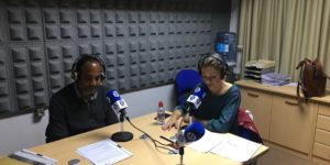 Equipo de RETO 16 CIMAS RADIO