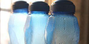 Los envass sostenibles en las pruebas deportivas