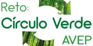Logo del programa RETO: CÍRCULO VERDE