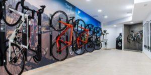 El cicloturismo es una práctica con cada vez más adeptos