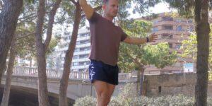 Actividad física durante el verano